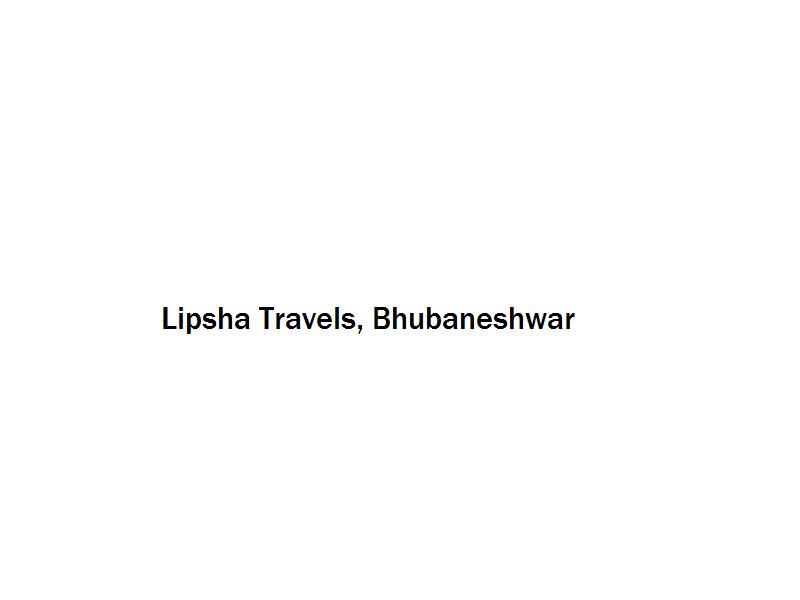 Lipsha Travels - Bhubaneshwar Image