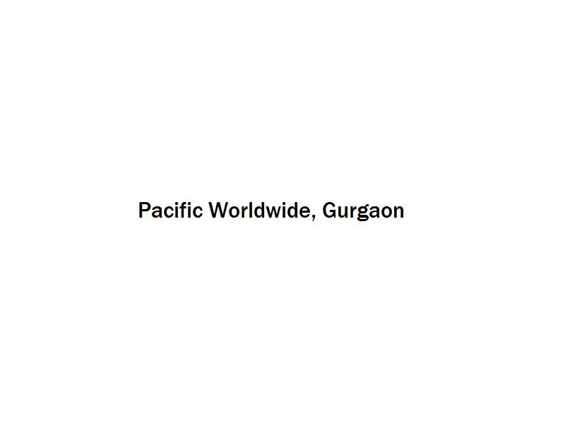 Pacific Worldwide - Gurgaon Image