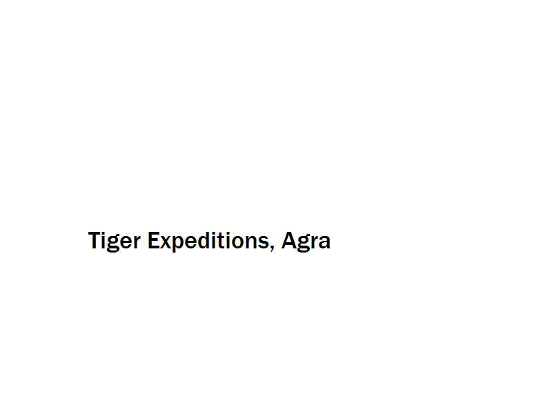Tiger Expeditions - Agra Image