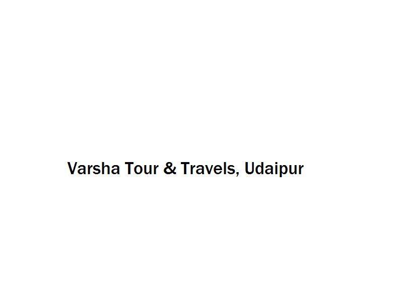 Varsha Tour & Travels - Udaipur Image