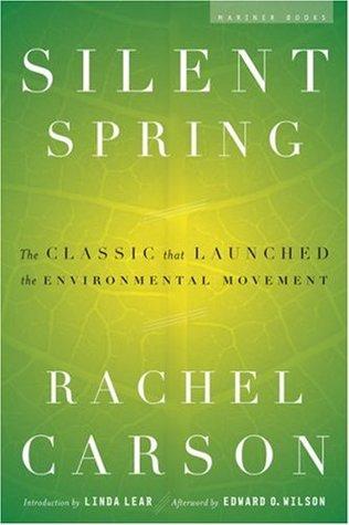 Silent Spring - Rachel Carson Image