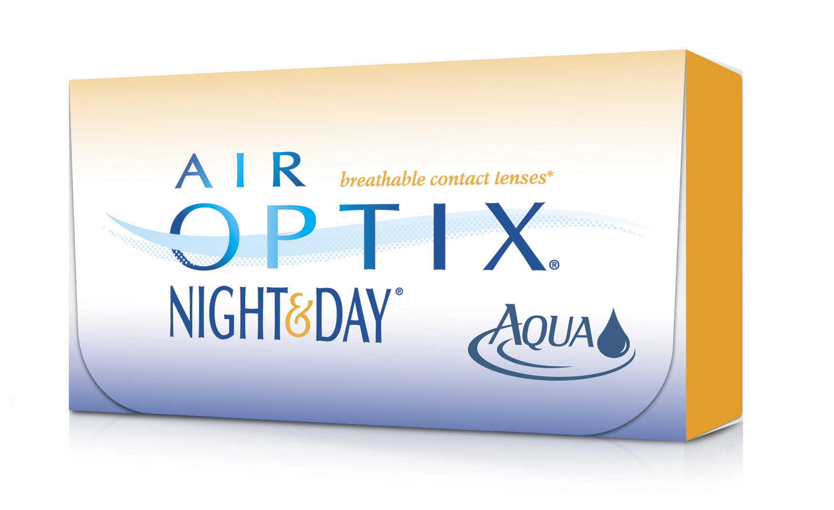 Air Optix Contact Lenses Image