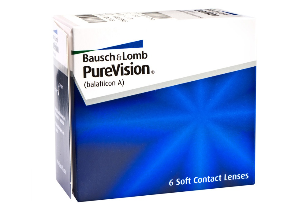 PureVision Contact Lens Image