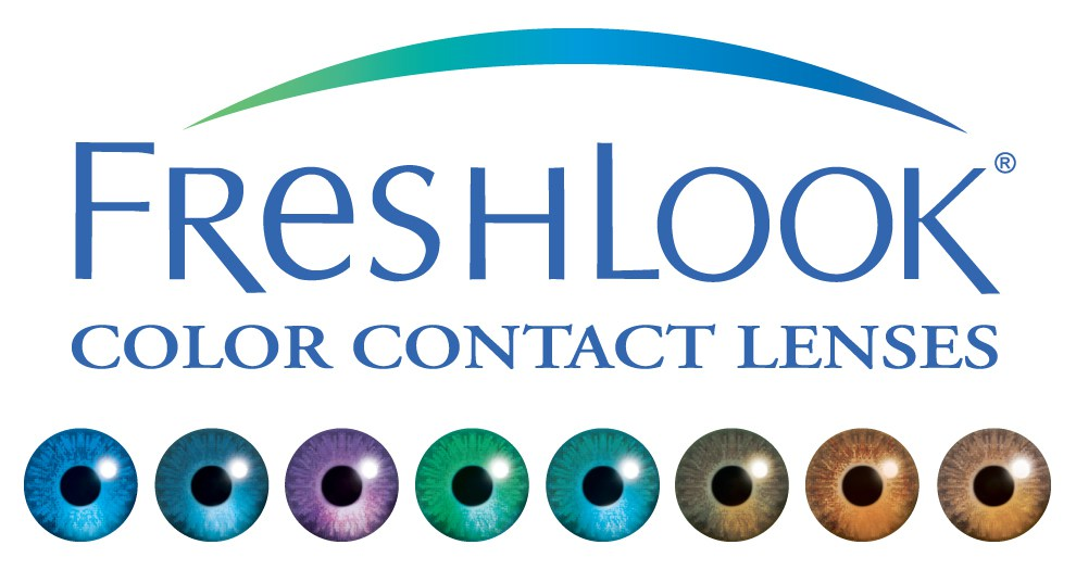 Fresh Look Color Contact Lenses Image
