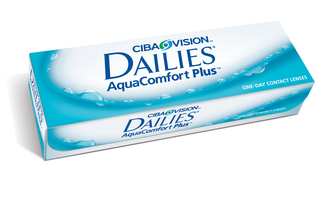 Dailies Contact Lenses Image