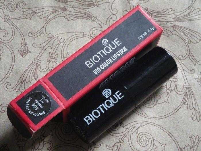 Biotique Lip Makeup Image