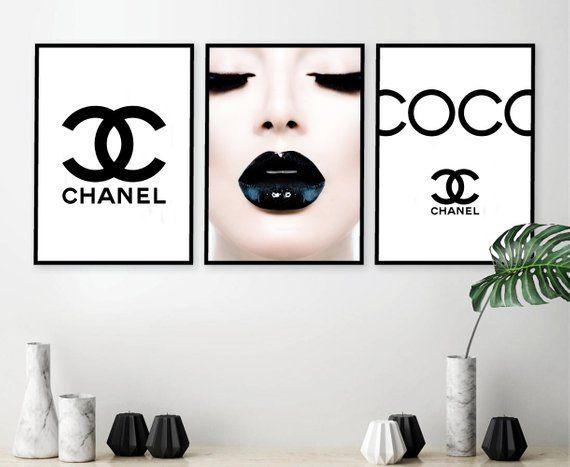 Chanel Lip Makeup Image
