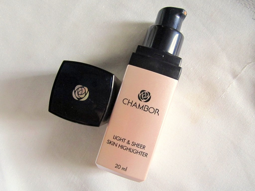 Chambor Face Makeup Reviews