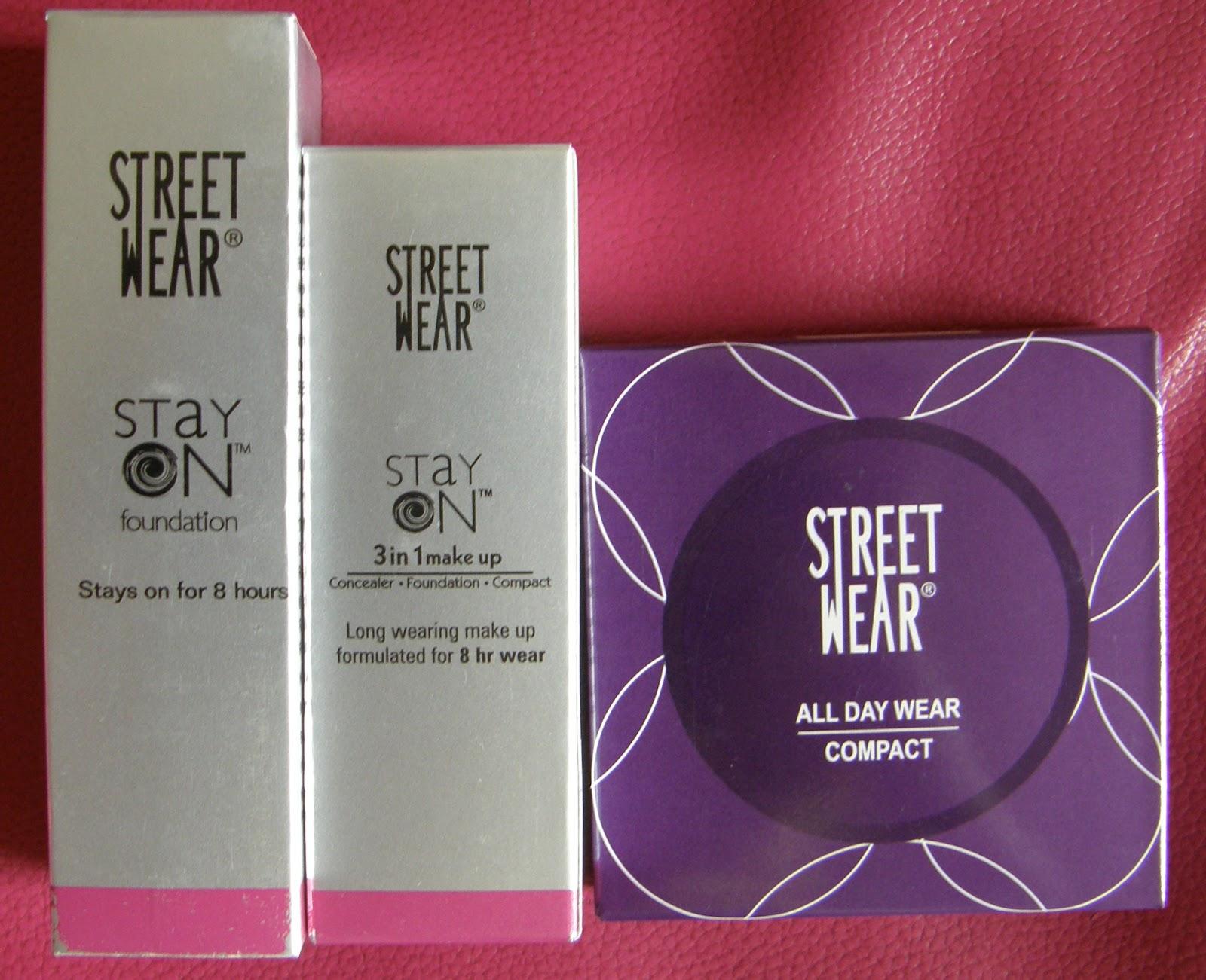 Street Wear Face Makeup Image