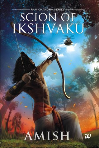 Scion of Ikshvaku - Amish Tripathi Image