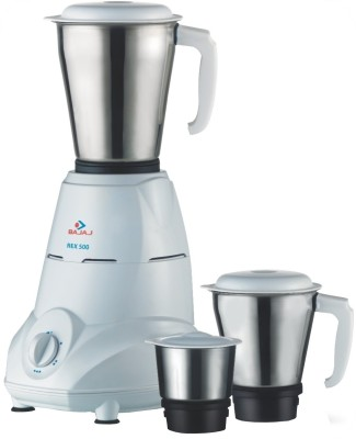 BAJAJ REX 500 MIXER GRINDER Reviews BAJAJ REX 500 MIXER GRINDER