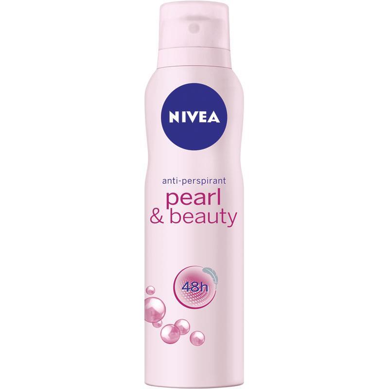 Nivea Pearl And Beauty Deodorant Image