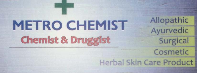 Metro Chemist Image