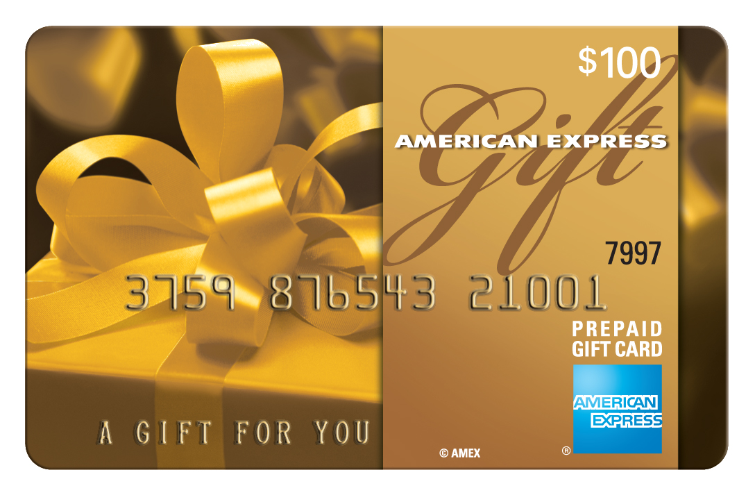 American Express Gift Card Image