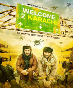 Welcome 2 Karachi Image