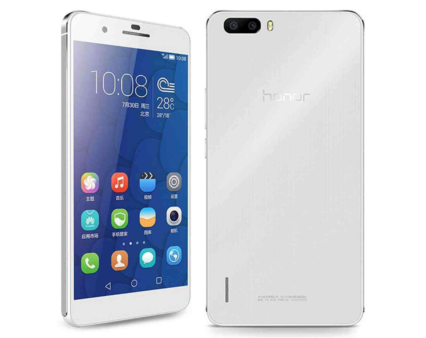 Huawei Honor 6 Plus Image