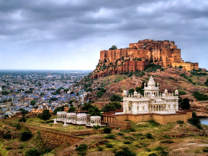 Mehrangarh Fort - Jodhpur Image