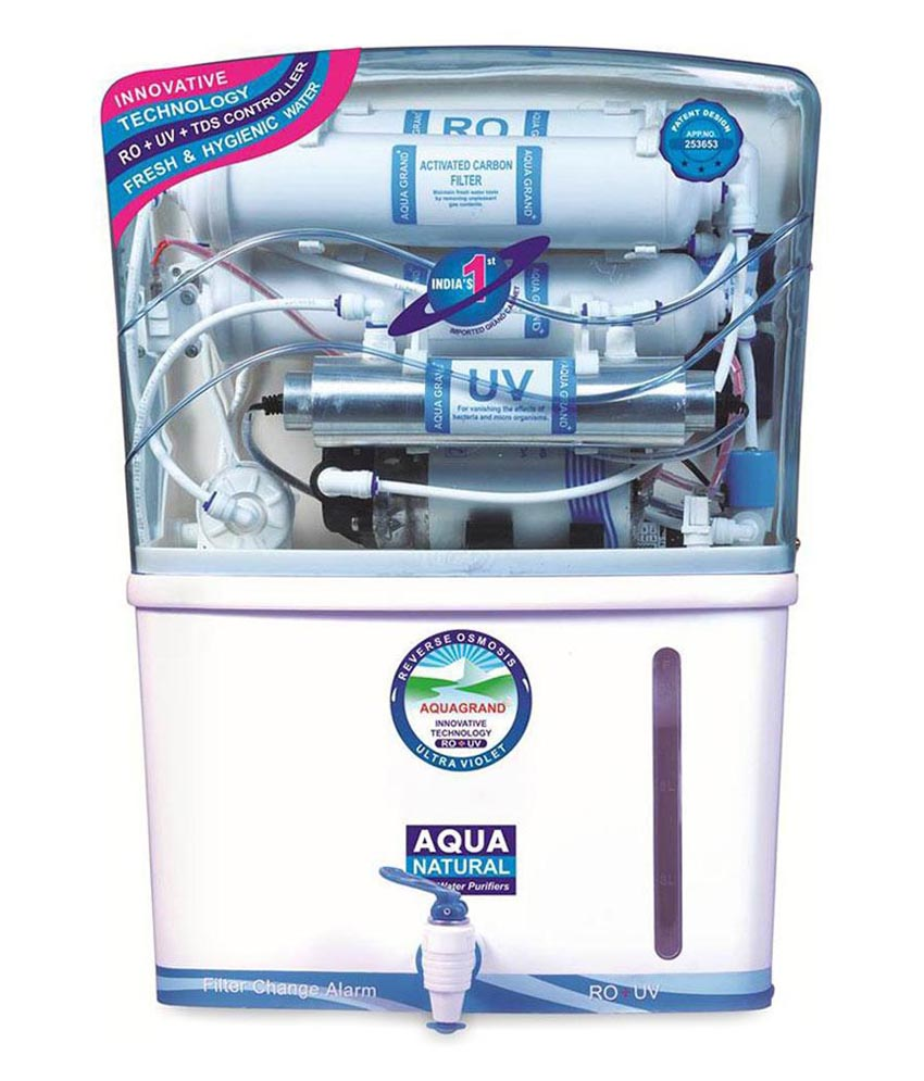 42bd0835b8d All about Aqua Grand Aqua Natural RO + UV. Review on Aqua Grand+ 10 Litre RO+UV  Water Purifier