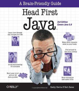 Head First Java - Kathy Sierra Image