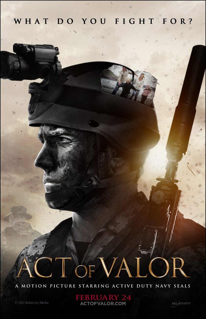 Act Of Valor Image