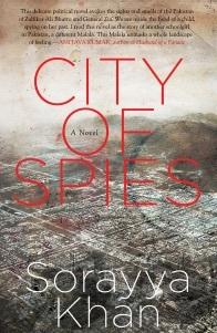 City Of Spies - Sorayya Khan Image