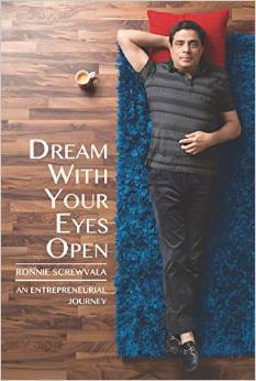 Dream with Your Eyes Open - Ronnie Screwvala Image
