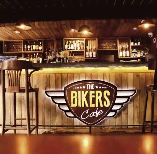 The Bikers Cafe - Elgin Road - Kolkata Image
