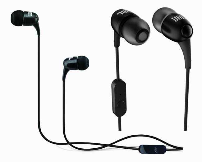 JBL T100A In Ear Earphone Image