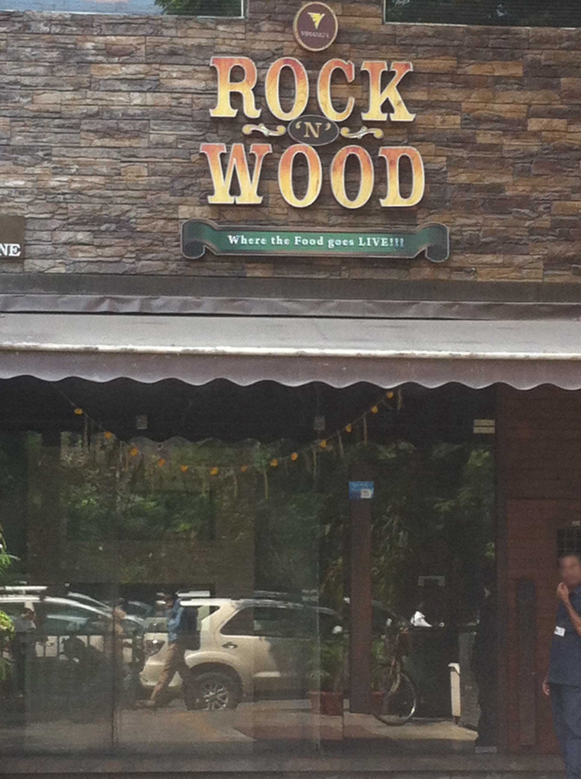 Rock N Wood - Upvan - Thane Image