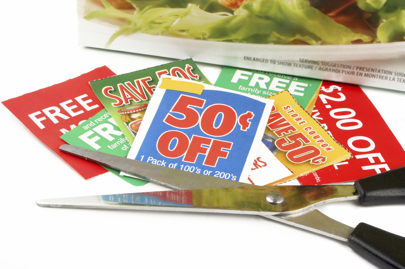 Tips on Meal Coupons Image
