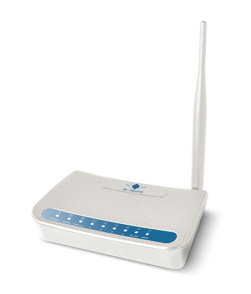 Wi-Bridge Wifi Router Image