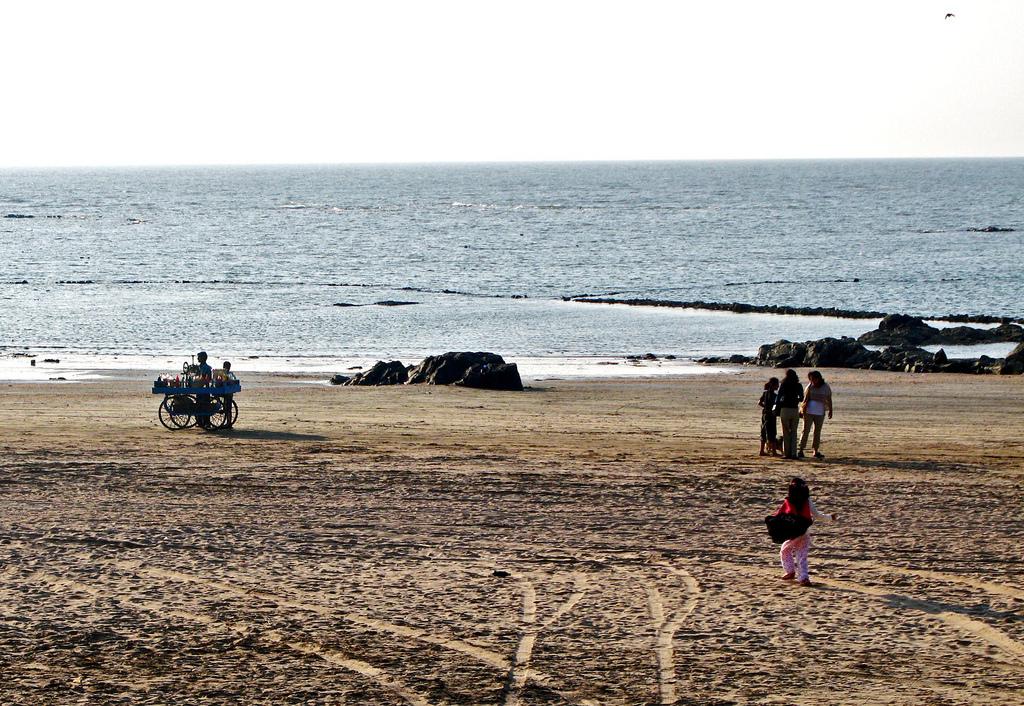 Manori Beach - Mumbai Image