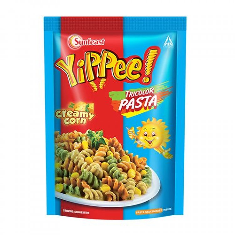 Sunfeast Yippee Tricolor Pasta Image