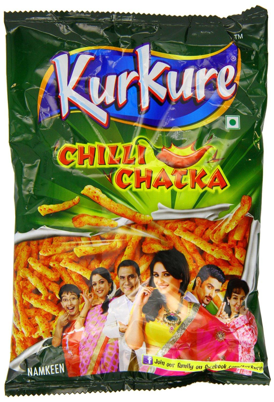 Kurkure Chilli Chataka Image