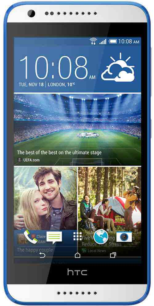 HTC Desire 620G Image