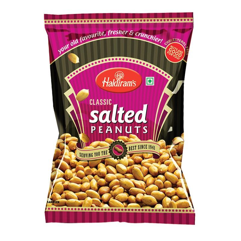 Haldirams Classic Salted Peanuts Image