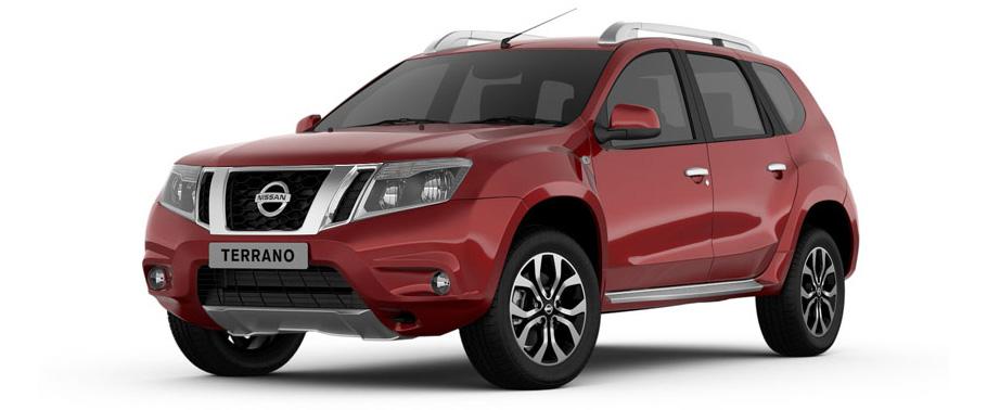 Nissan Terrano XL Plus 85 PS Image
