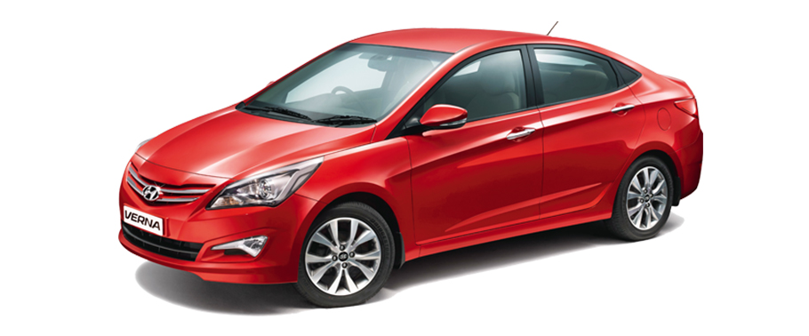 Hyundai 4s Fluidic Verna 1.6 SX VTVT Image