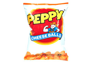 Peppy Cheese Balls Image