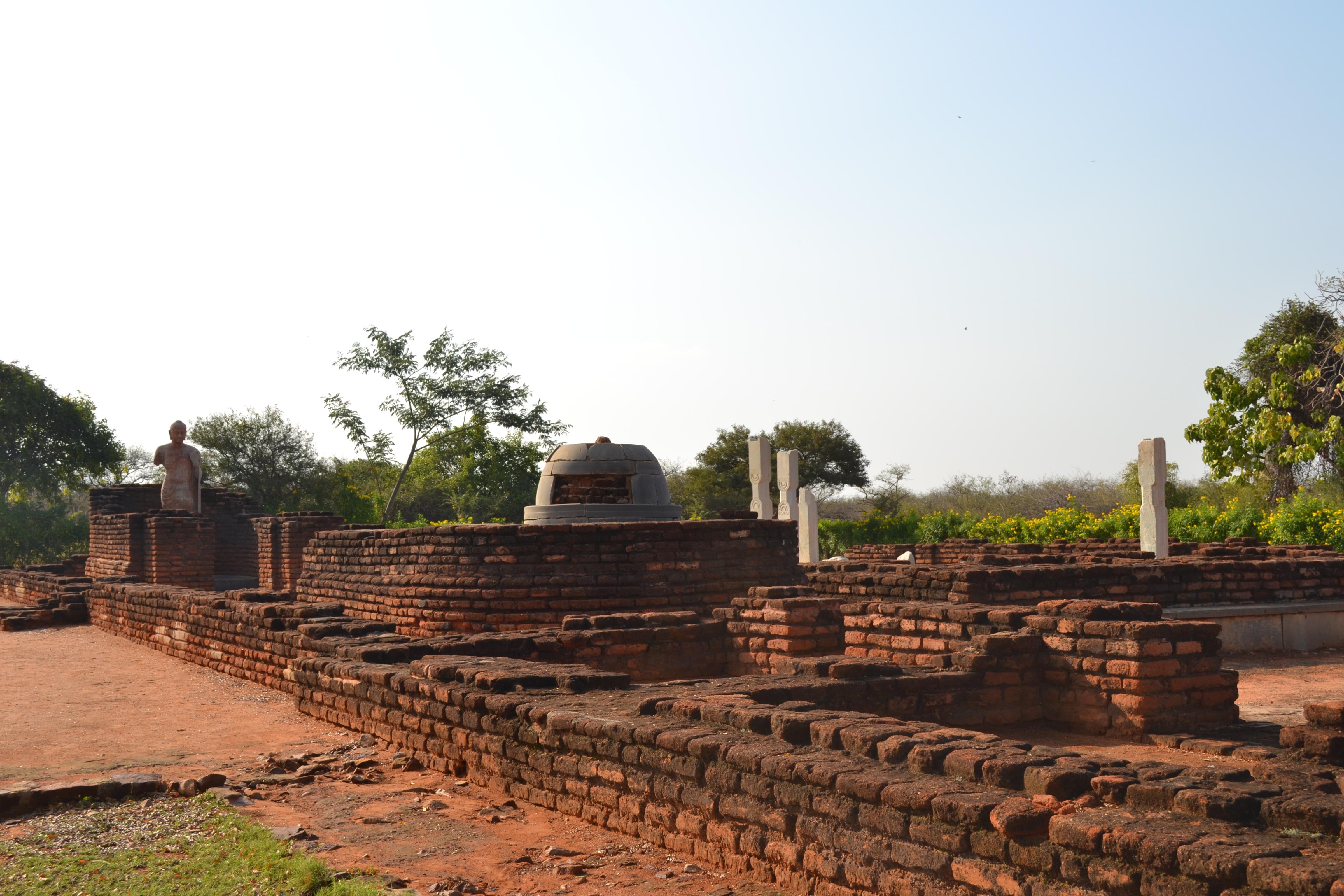 Nagarjunakonda Buddhist Stupas - Nagarjunakonda Image