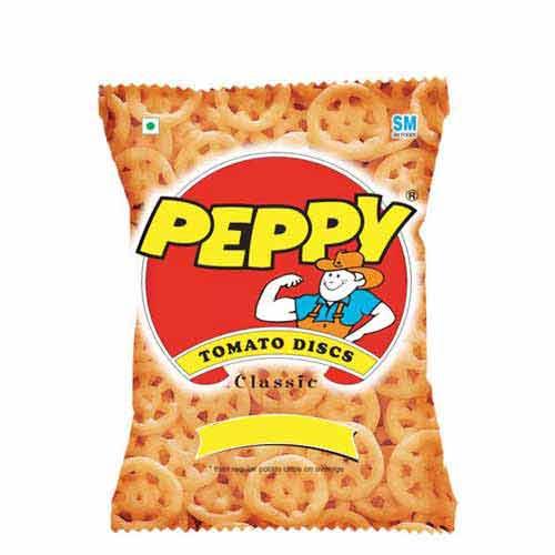 Peppy Tomato Discs Image