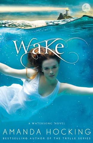 Wake - Amanda Hocking Image