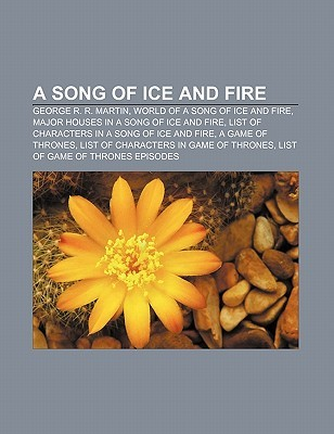 A Song Of Ice and Fire - George R. R. Martin Image