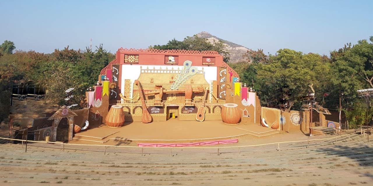 Shilpgram Museum - Udaipur Image