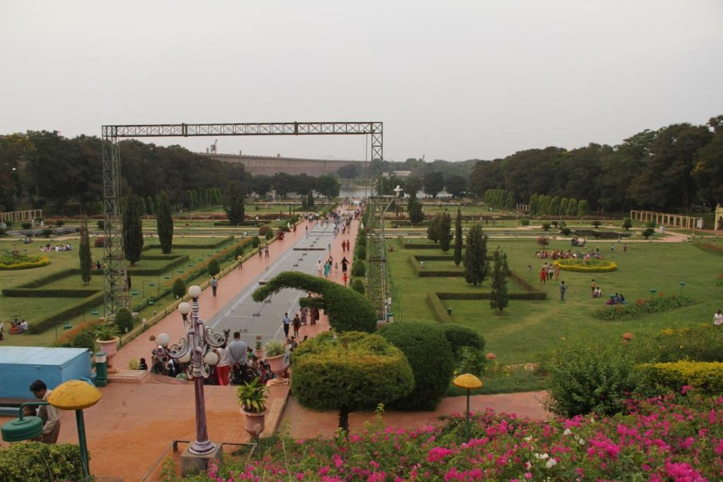 Brindavan Gardens - Mysore Image