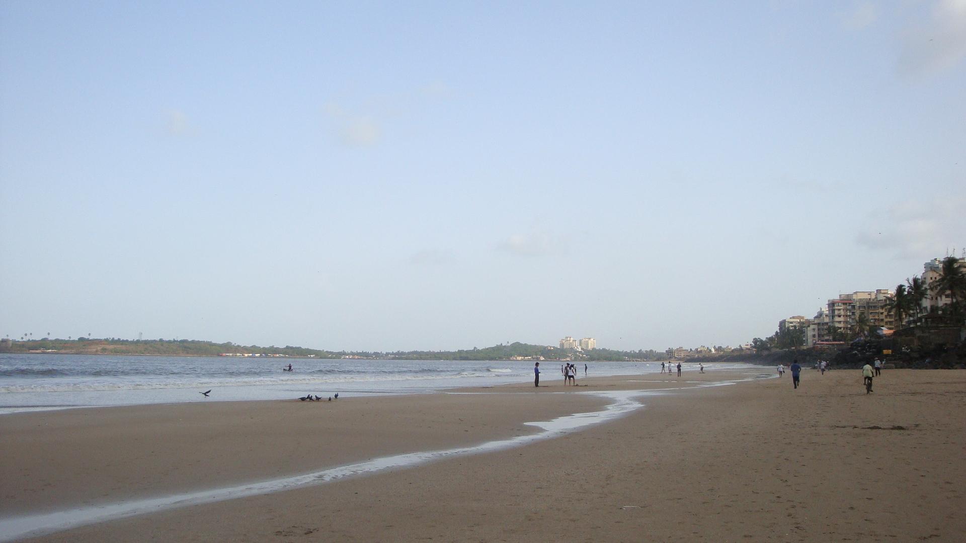 Beaches in Mumbai