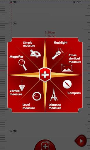 Swiss Army Knife Android App Image