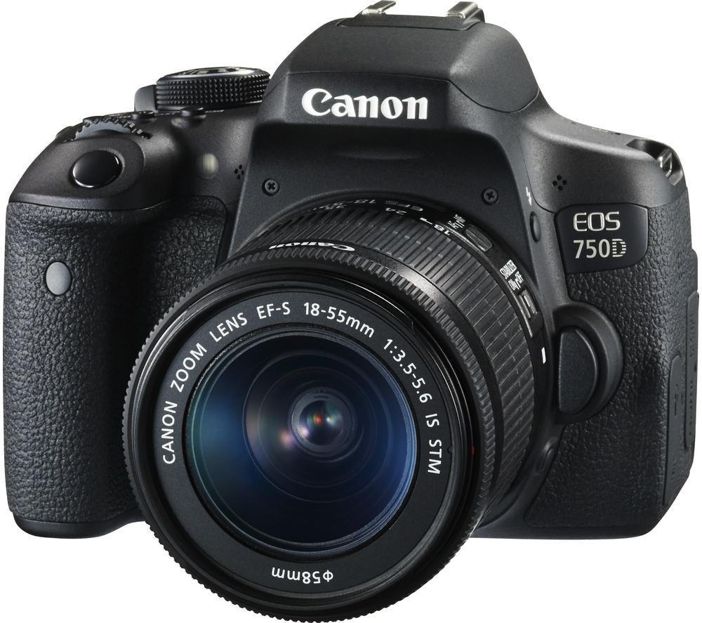 Canon EOS 750D Image
