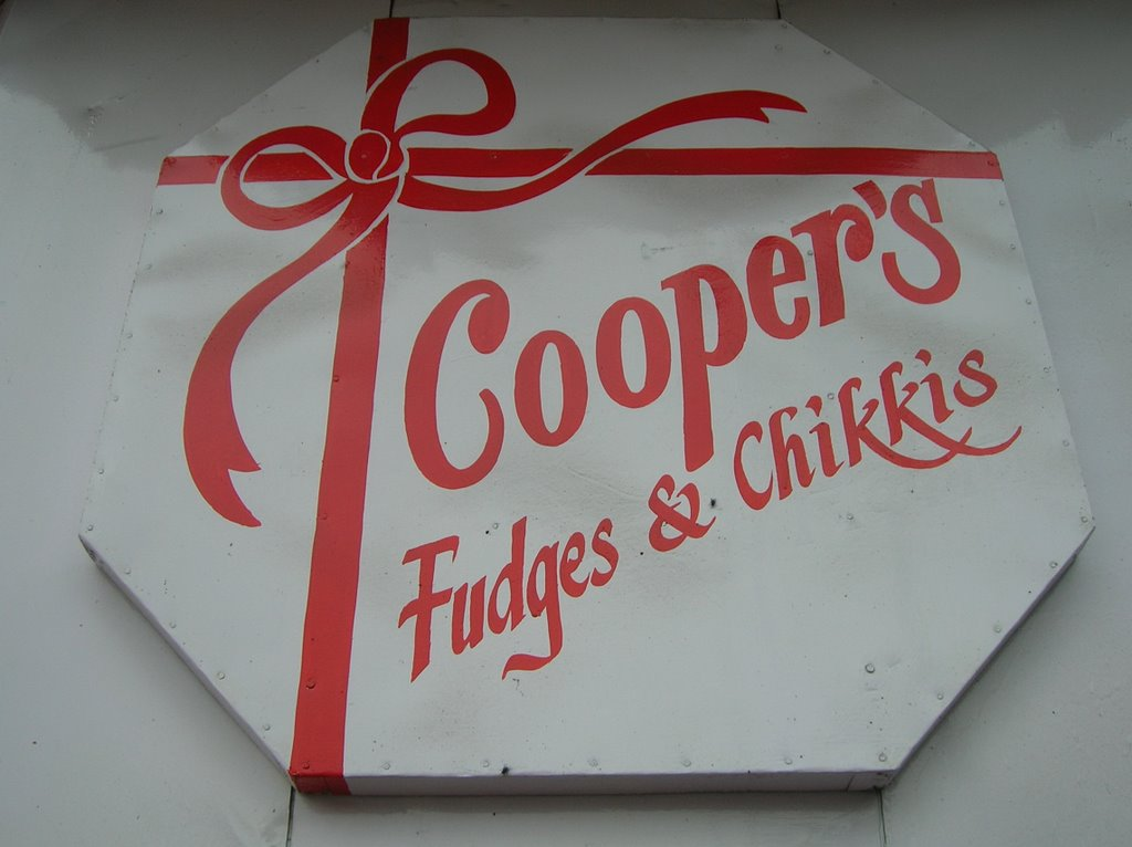 Cooper's Fudge and Chikkis - Lonavla Image