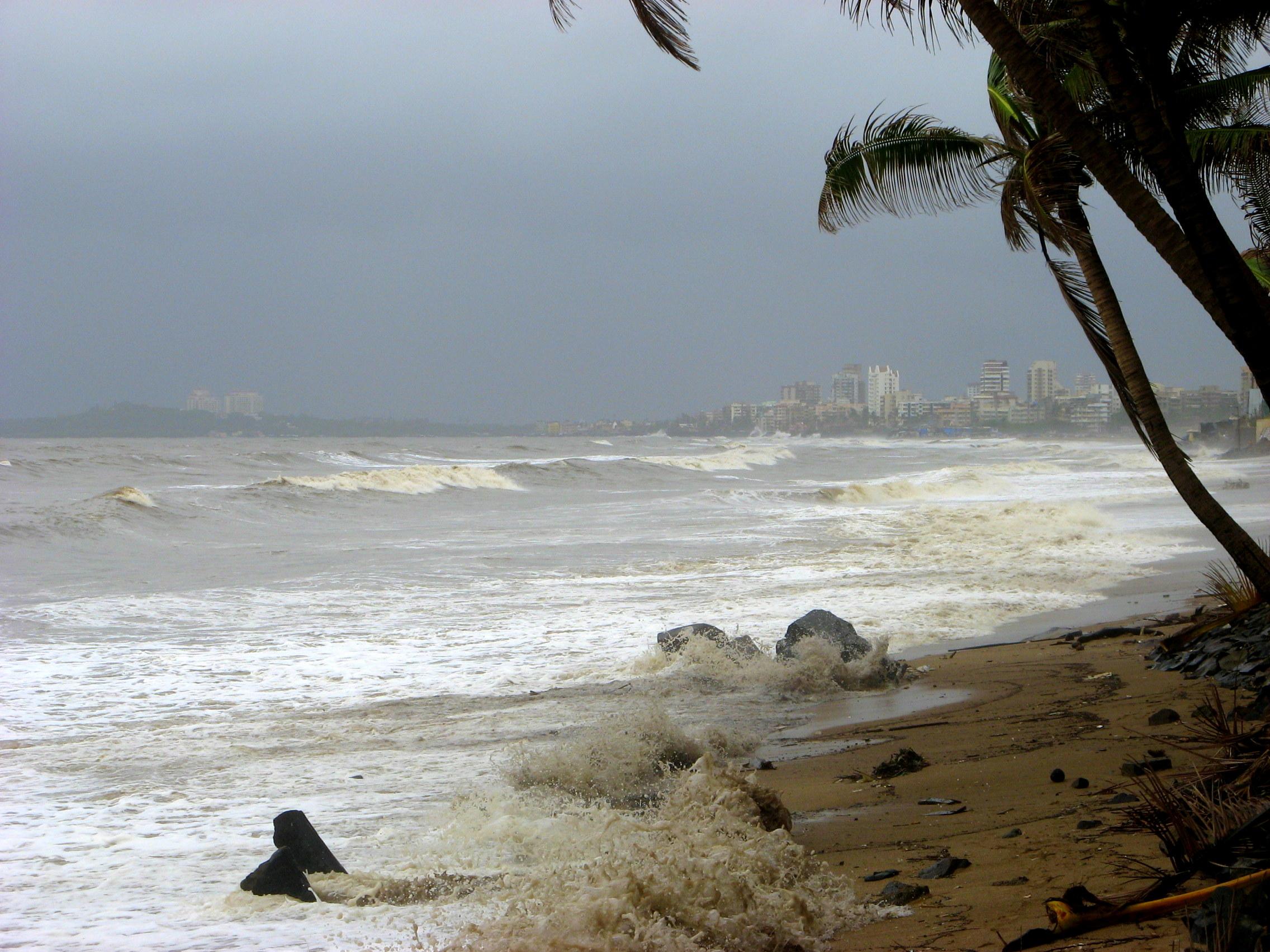 Juhu Beach - Mumbai Image